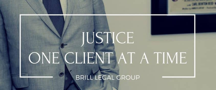 Blog | Brill Legal Group, P C