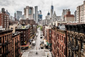 How is a criminal record expunged in New York?